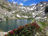 Activités outdoor : Lac de Trécolpas