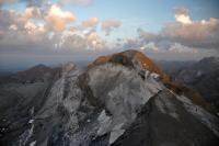 Le Taillon, un sommet de plus de 3000 mètres