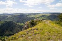 Activités outdoor : Randonnée à la Roche Nité sur le plateau de la Chavade