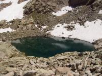 Un des lacs d'Arraillé