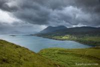 Magnifique paysage de l'île de Skye