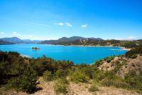 Activités outdoor : Lac de Serre-Pon�on