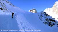Activités outdoor : Col de la Pène Blanque