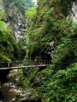 Activités outdoor : Randonnée dans les gorges de Kakuetta