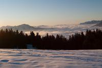 Activités outdoor : Ski de fond au col des Saisies - Massif du Mont Blanc