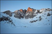 Raquettes à neige au refuge des Oulettes de Gaube