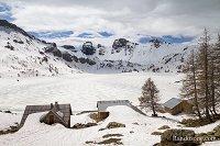 Activités outdoor : Randonnée pédestre au lac d'Allos