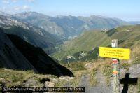 Activités outdoor : Col de Tortes