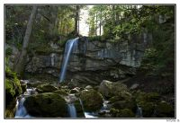 Activités outdoor : Cascade de la Fauge