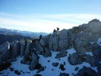 Activités outdoor : Pic de l'Escalette