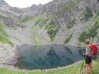 Activités outdoor : Randonnée au Lac de Crop
