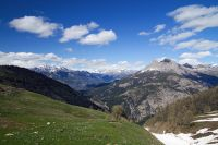 Activités outdoor : Col d'Allos