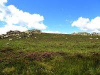 Activités outdoor : Randonnée VTT en Aubrac, près de Laguiole, sur le PR du Montarquié