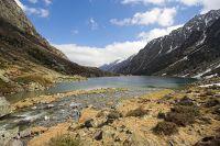 Lac et refuge d'Estom
