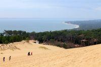 Activités outdoor : Dune du Pyla