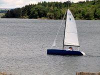 Activités outdoor : Lac de Pareloup