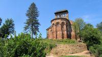 Activités outdoor : Randonnée à la Vierge de Vermus, au dessus d'Espalion