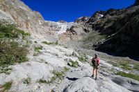Activités outdoor : Glacier Blanc