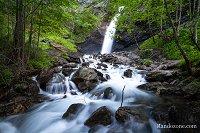 Activités outdoor : Cascade de la Pissette