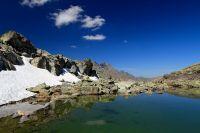 Activités outdoor : Randonn�e aux lacs Blanchet inf�rieur et sup�rieur