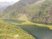 Lac Vert de la vallée du Lis