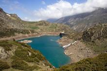 Balade au barrage des Gloriettes