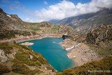Tour du lac des Gloriettes
