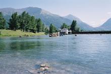 Lac des Gaves
