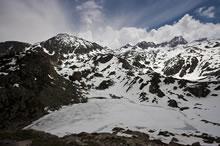 Randonnée pédestre au refuge de la Glère - Pyrénées