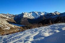 Randonnée en raquettes à neige au Pourteillou - 2