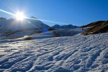 Randonnée en raquettes à neige au Pourteillou - 3