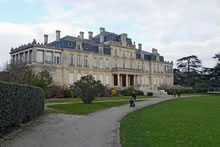 Château de Bourran à Mérignac