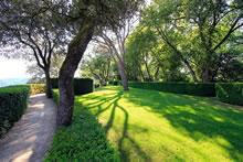 Balade dans les jardins de Marqueyssac