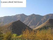 Trekking et Randonnée dans la vallée d'ait Bougmez
