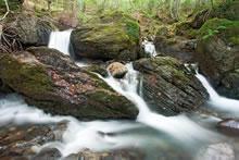 Cours d'eau dans les Hautes-Pyrénées