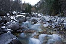 Vallée du Marcadau dans les Pyrénées