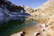 Lac de l'Embarrat