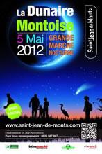 La Dunaire Montoise du 5 mai 2012