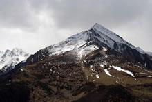Pic du Midi d'Arrens depuis le pic de Pan