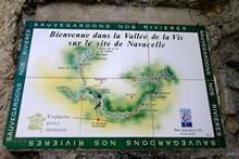 Randonnée dans la vallée de la Vis