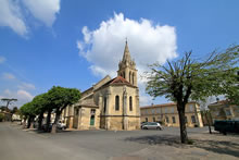 Eglise de Bourg-sur-Gironde