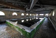 Le lavoir de Bourg