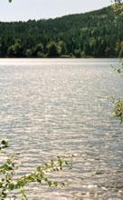 Lac d'Auvergne, Bouchet Saint Nicolas