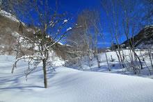 Randonnées en raquettes à neige depuis Barèges