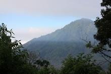 Randonnée en Indonésie