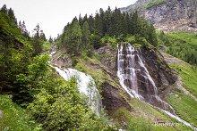 Cascades de la Pleureuse et de la Sauffaz