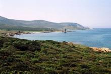 Randonnée sur le sentier des douaniers du Cap Corse