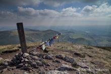 Topo : Randonn�e au Puy de la Tache