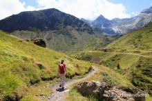 Randonnée aux lacs des Aires depuis Héas