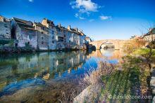 Espalion et son pont Vieux